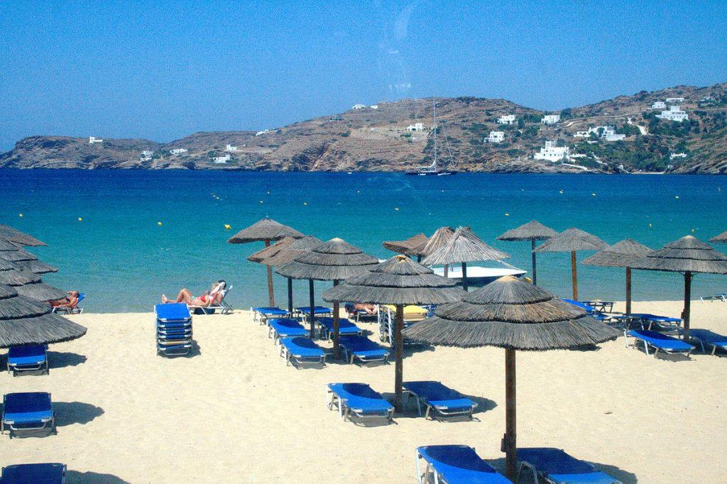 Beaches in Ios, Greece