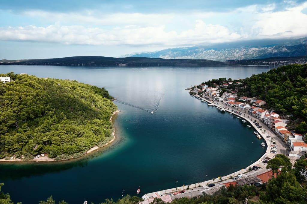 Segeln in Dalmatien: Die Nordroute zu den Kornaten