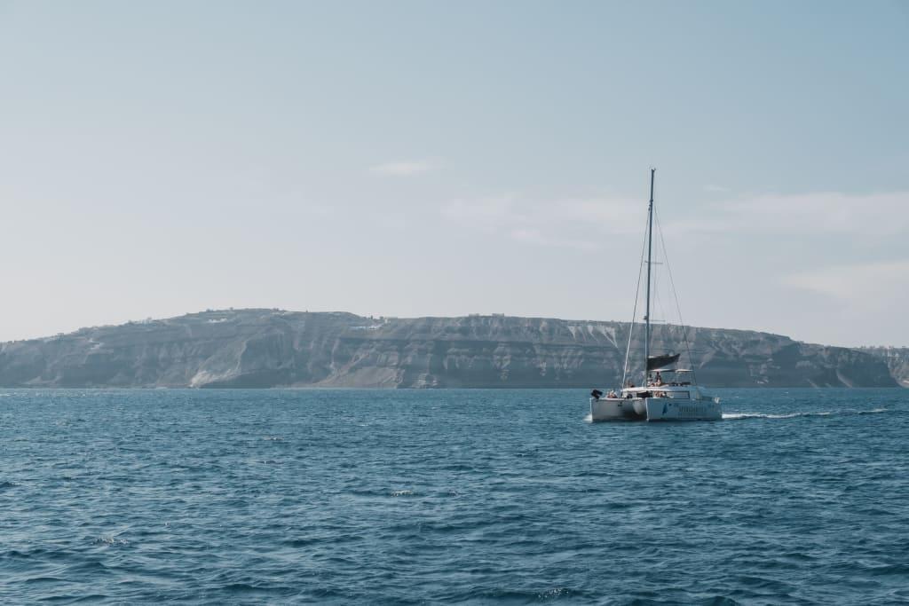 Charter a Lagoon 40, the Ultimate Power Catamaran