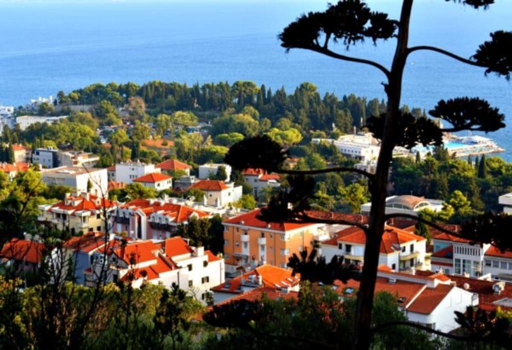 city sea adriatic split croatia