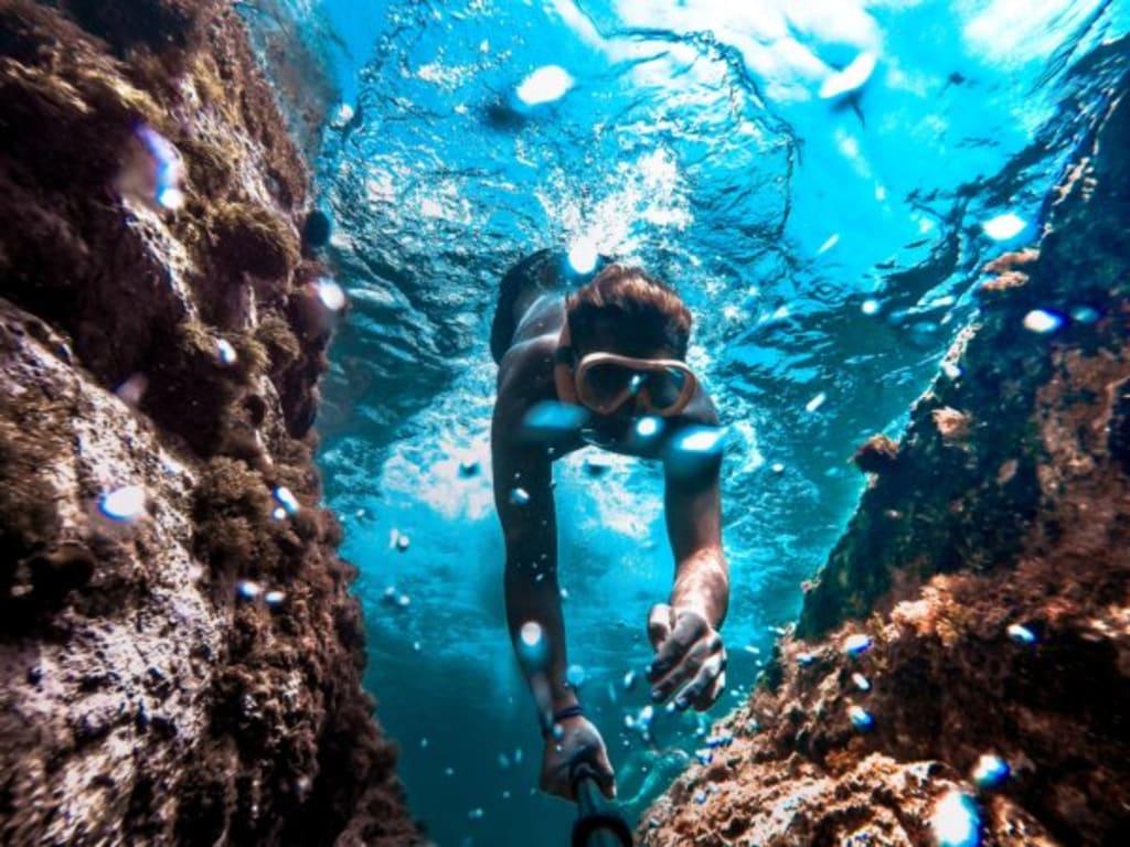 underwater snorkeling adventure croatia
