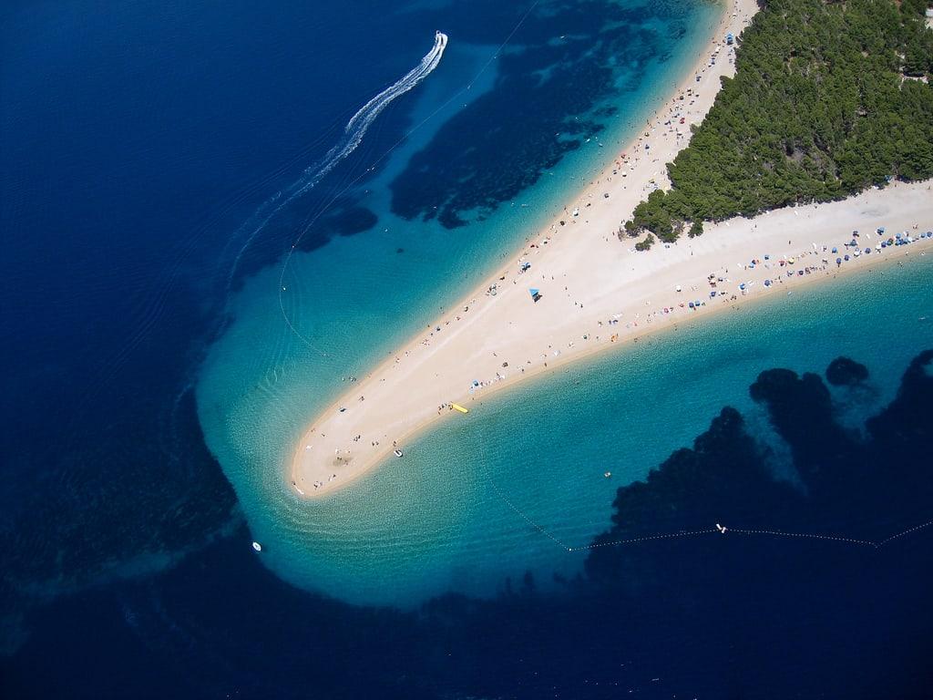 Best beaches in Brac, Croatia
