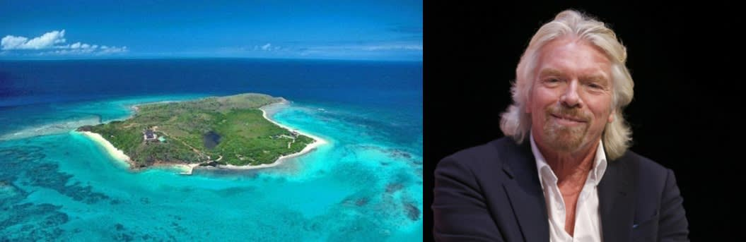 Richard-Branson-Nekker-Island