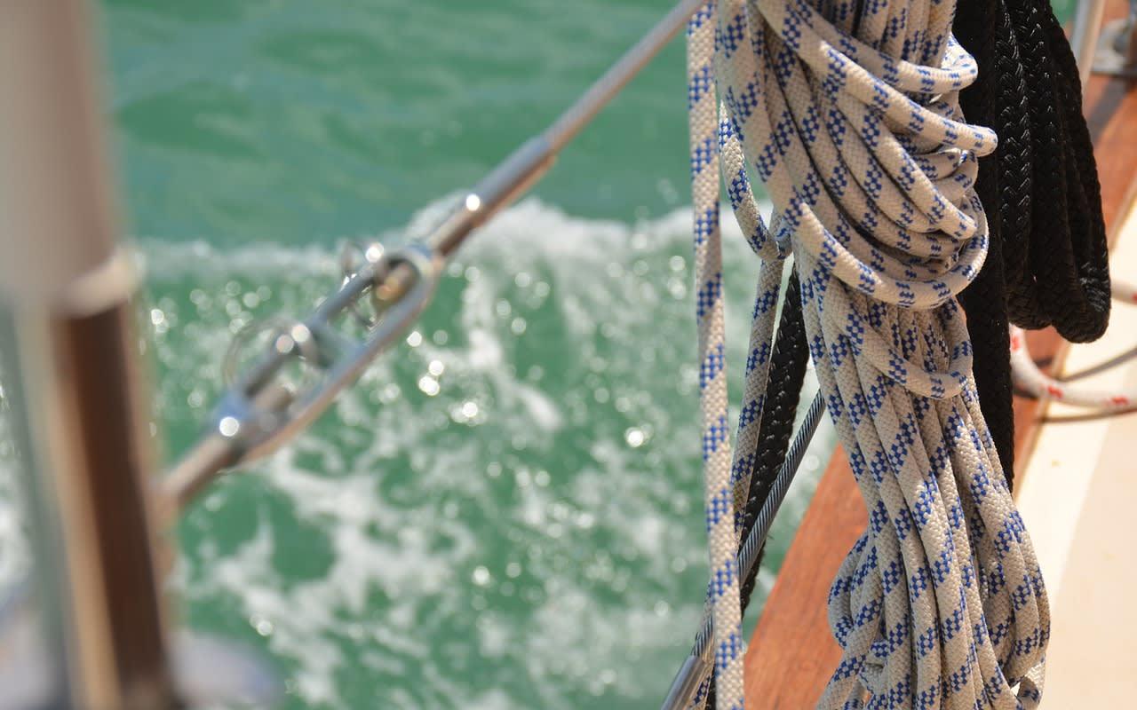 Was tun bei Seekrankheit