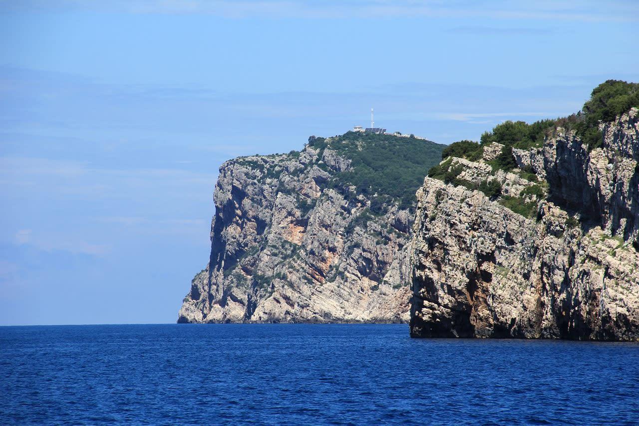 Segeln in Dalmatien Kornati