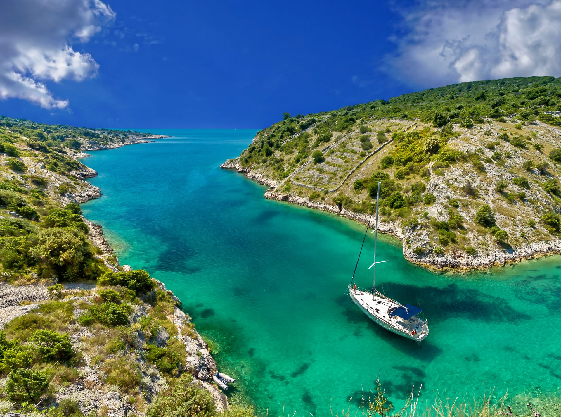 sailing islands