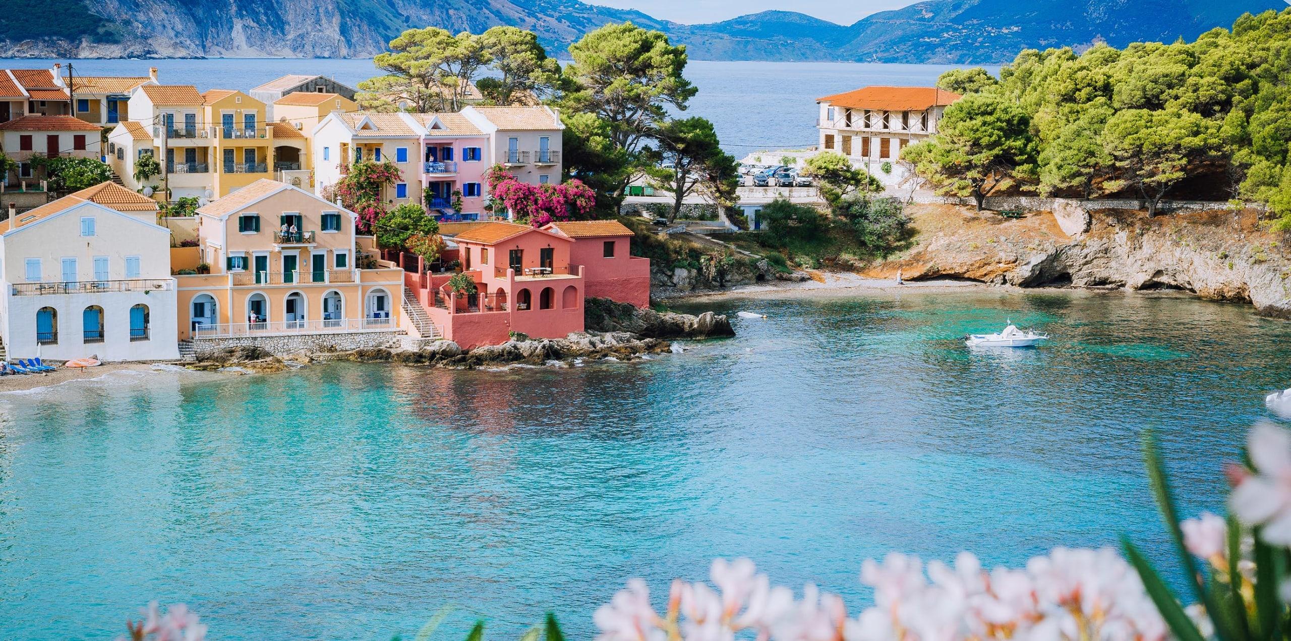 sailing destination greece