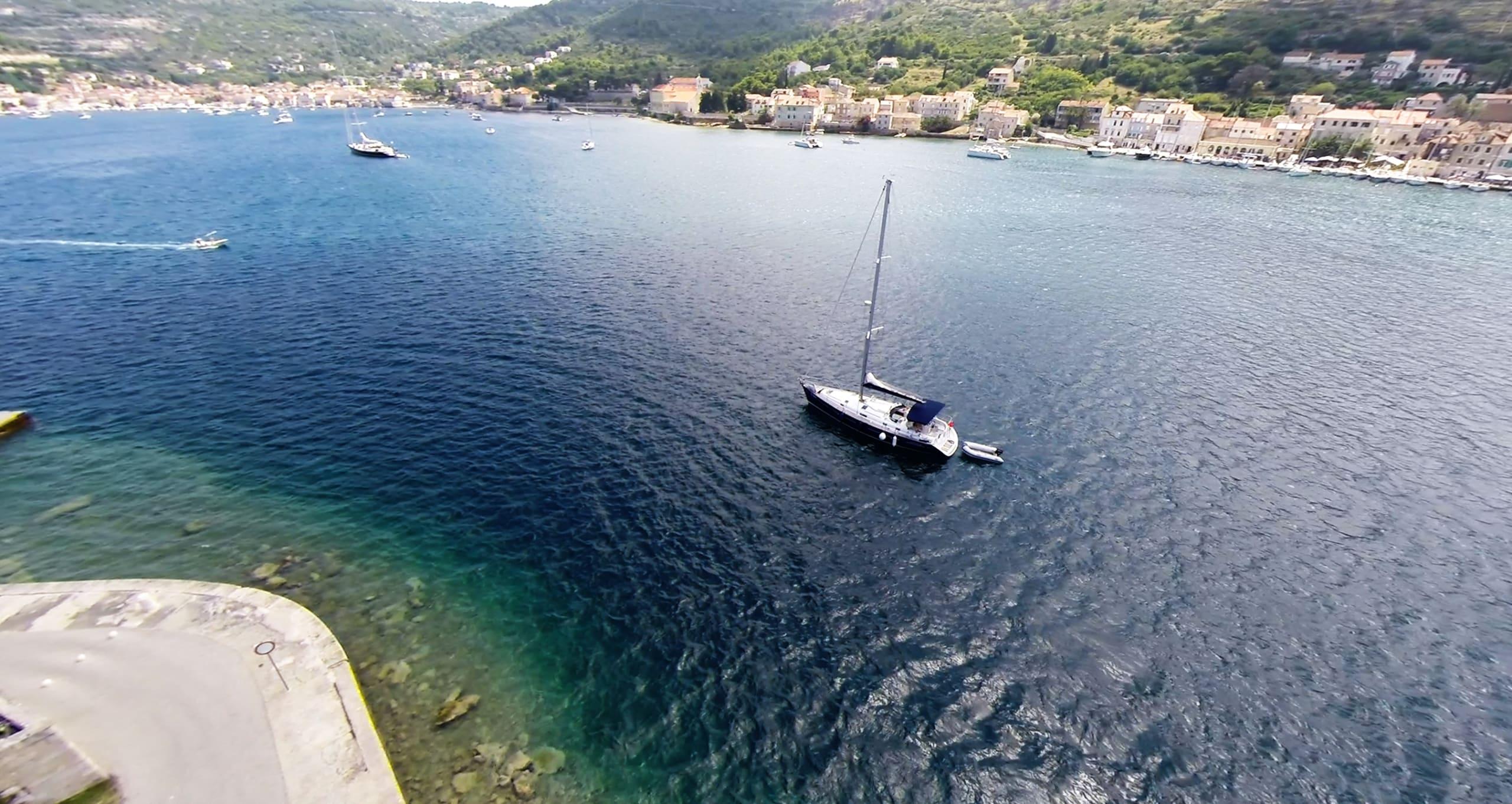 sailing the high seas croatia