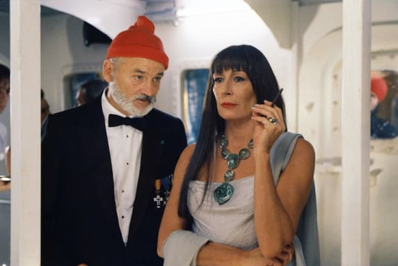 bill-murray-and-anjelica-huston-in-the-life-aquatic-with-steve-zissou