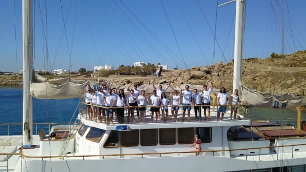 The Ultimate Team Event: Zizoo Goes Sailing in the Mediterranean