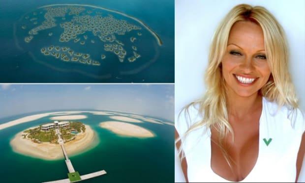 Pamela Anderson private island Zizoo