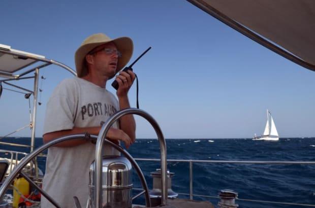 VHF radio protocol