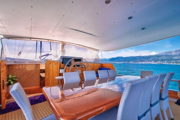 gulet yacht charter Zizoo boats
