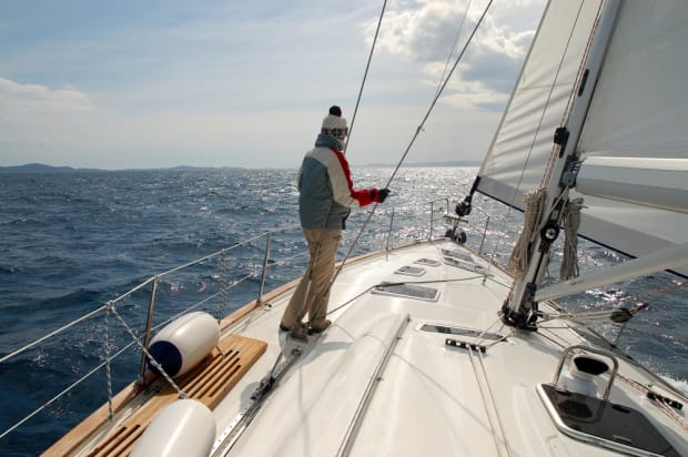 winter sailing tips