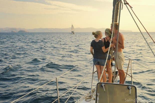 sailing totem