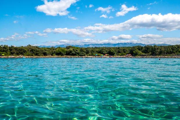 island-hopping in croatia