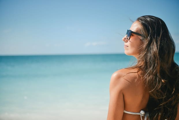 Sunglasses for sailing and other water sports