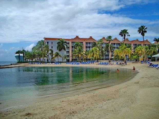 Karibik im Winter