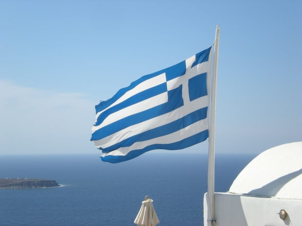 Boat Vacation Destination Greece