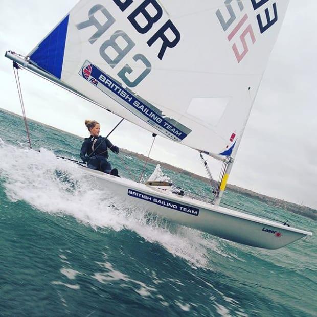 professional sailors under 30
