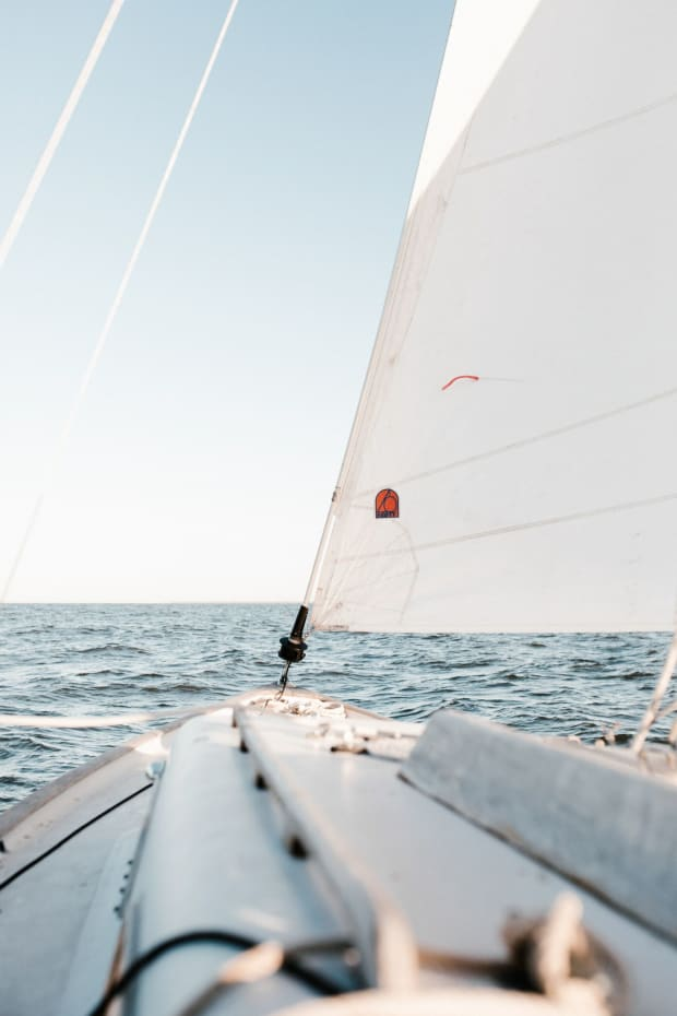 Professional Sailors Under 30 | An Interview With Georgina Povall