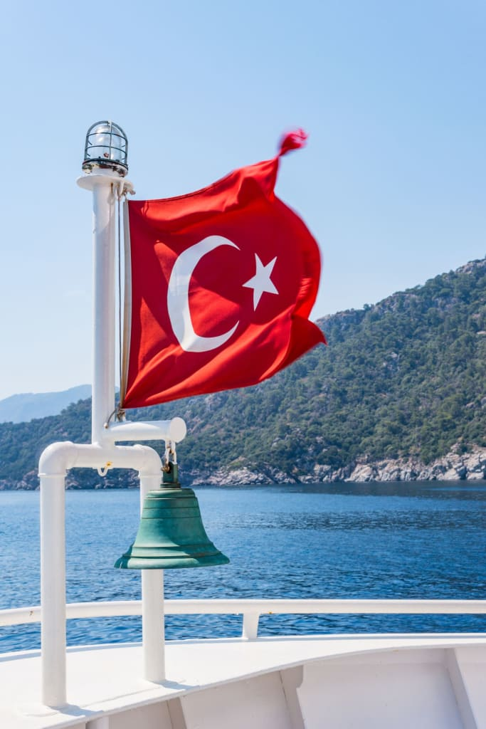 Segeln Türkei: 7 Tage ab Göcek