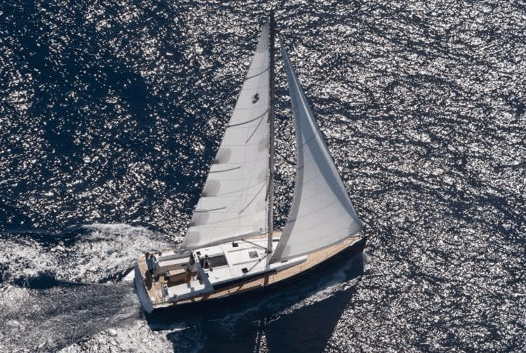 oceanis yacht charters