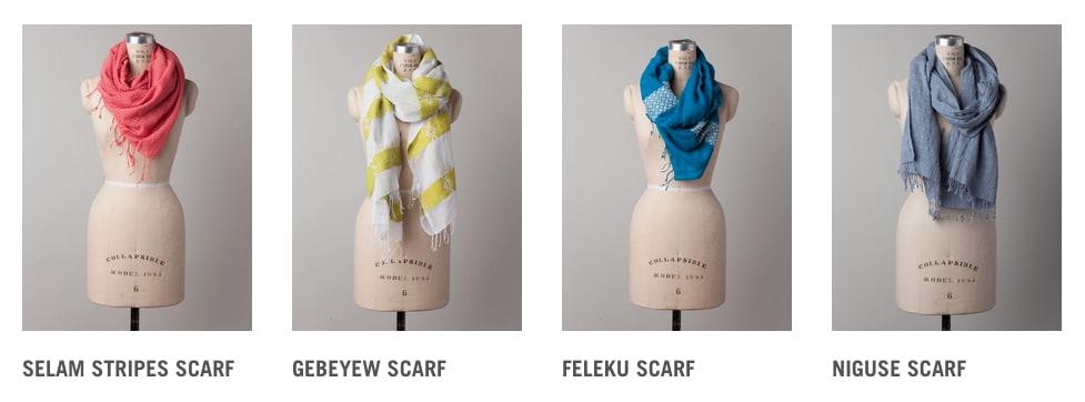 stylish scarfs