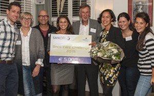 Winnaar Oncocare Challenge 2015