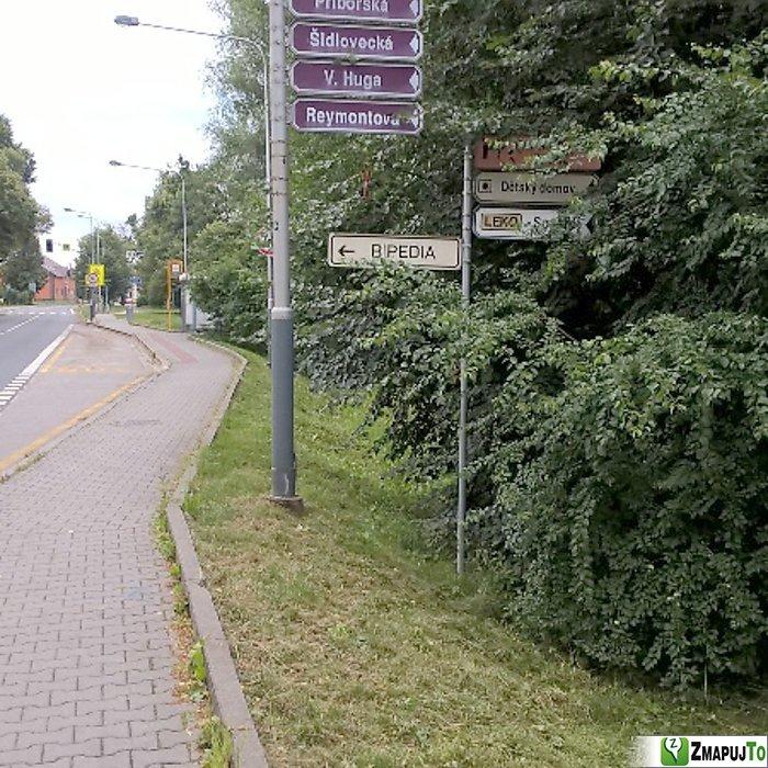 ZmapujTo.cz - hlášení číslo 132727, Špatné dopravní značení na komunikaci, Hrabová