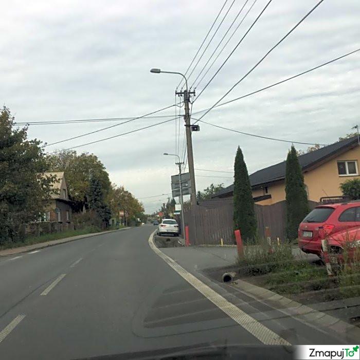 ZmapujTo.cz - hlášení číslo 143863, Poškozená dopravní značka, zrcadlo, Hrabová