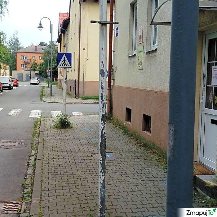 ZmapujTo.cz - hlášení číslo 170051, Špatné dopravní značení na komunikaci, Hrabová