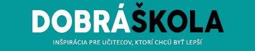 DOBRÁ ŠKOLA logo