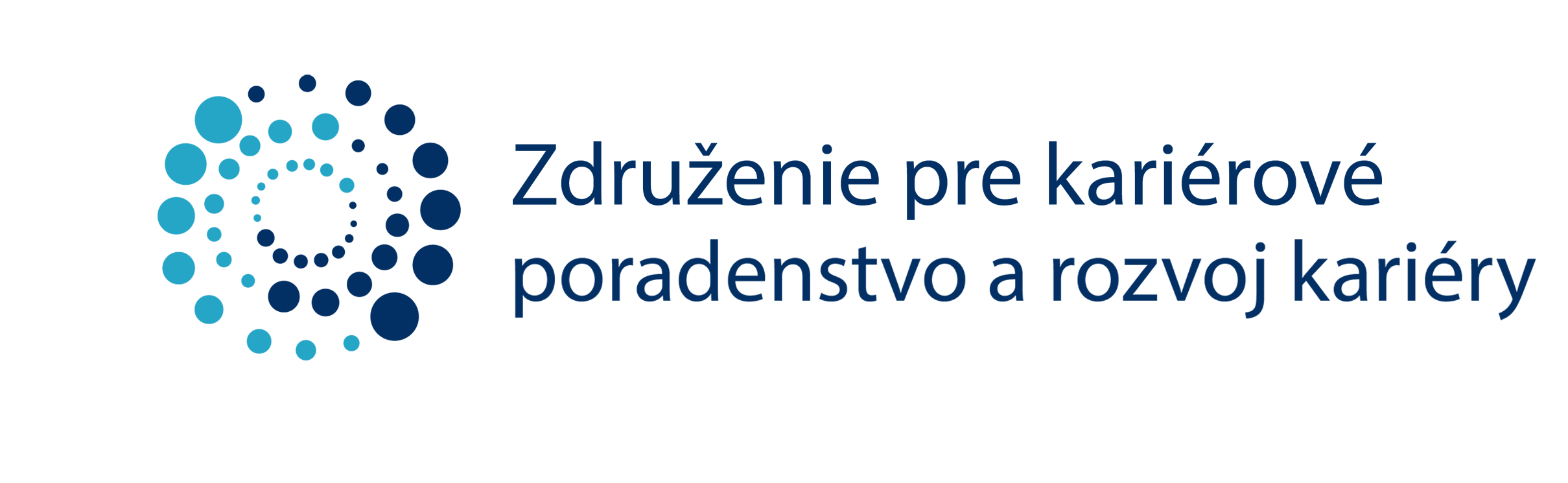 Logo - Združenie pre kariérové poradenstvo a rozvoj kariéry
