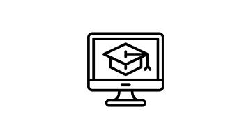 Online absolvent