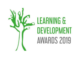 Logo - Learning and Development Awards 2019