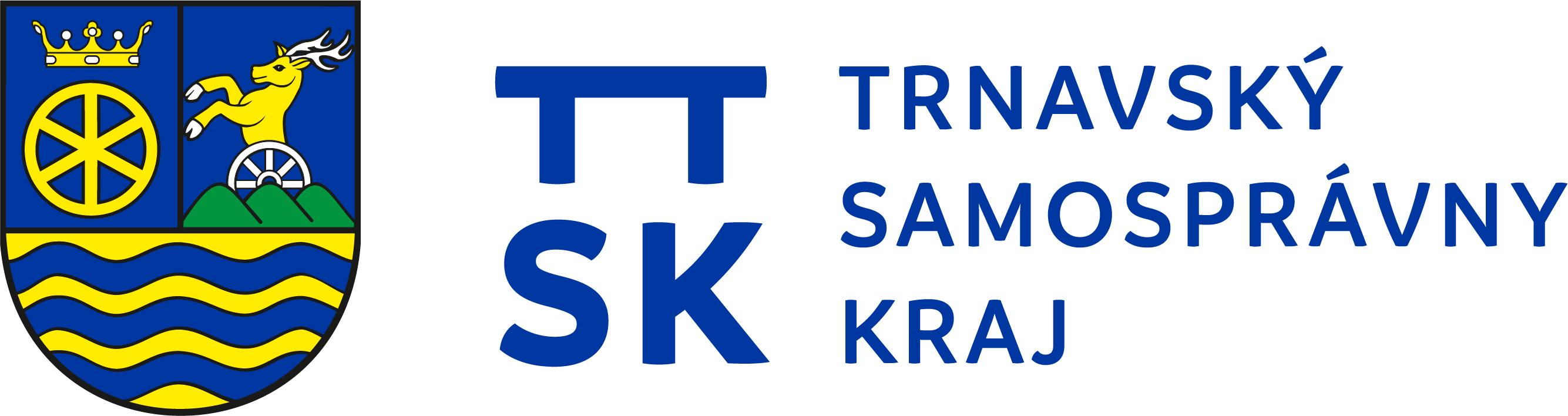 Logo - Trnavský samosprávny kraj