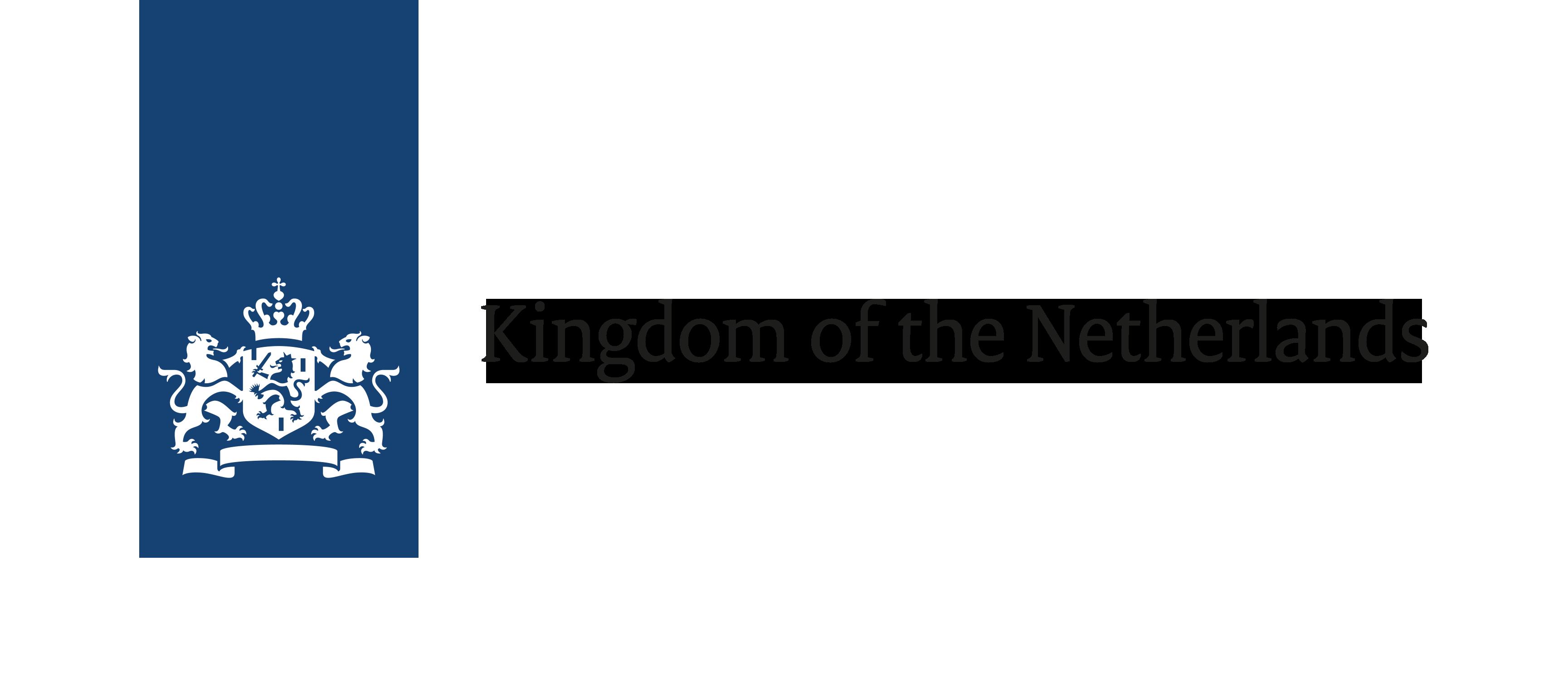 Logo Kingdom of the Netherlands