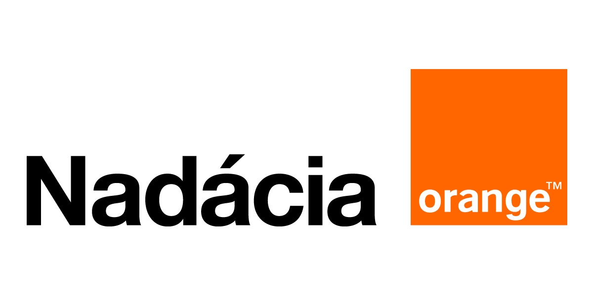 Logo - Nadácia Orange