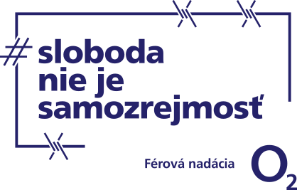 Logo - Férová Nadácia O2