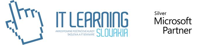 Logo - IT Learning Slovakia