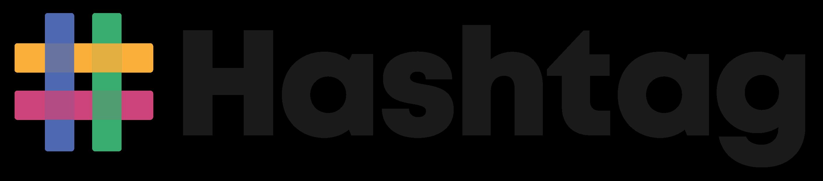 Logo - Hashtag