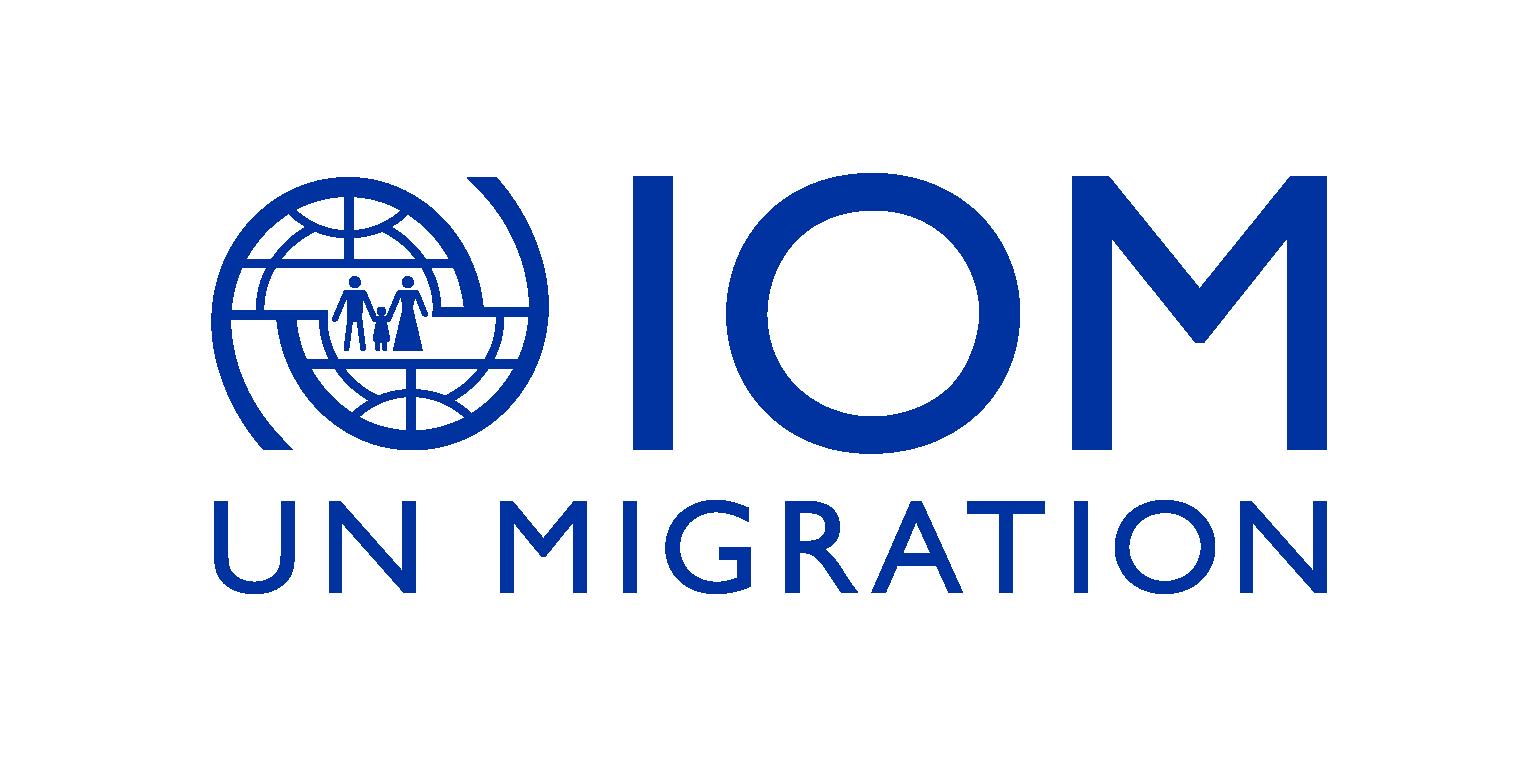 Logo Migračné informačné centrum IOM