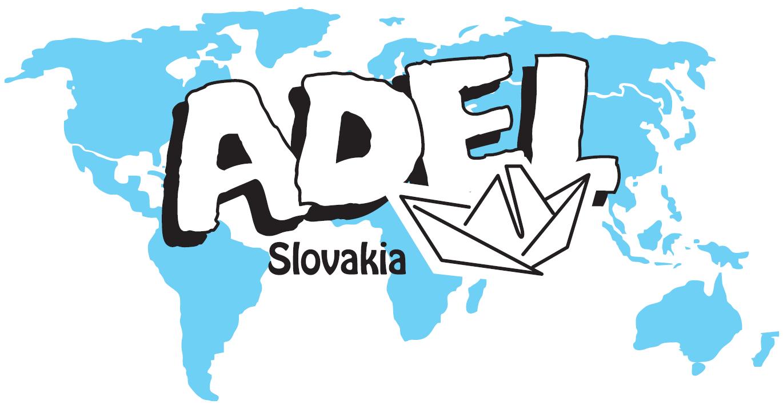 Logo ADEL Slovakia