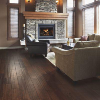 Mohawk Henley Hickory Mocha From, Hickory Mocha Laminate Flooring