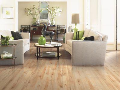 Mohawk Havermill Honey Blonde Maple, Blonde Maple Laminate Flooring