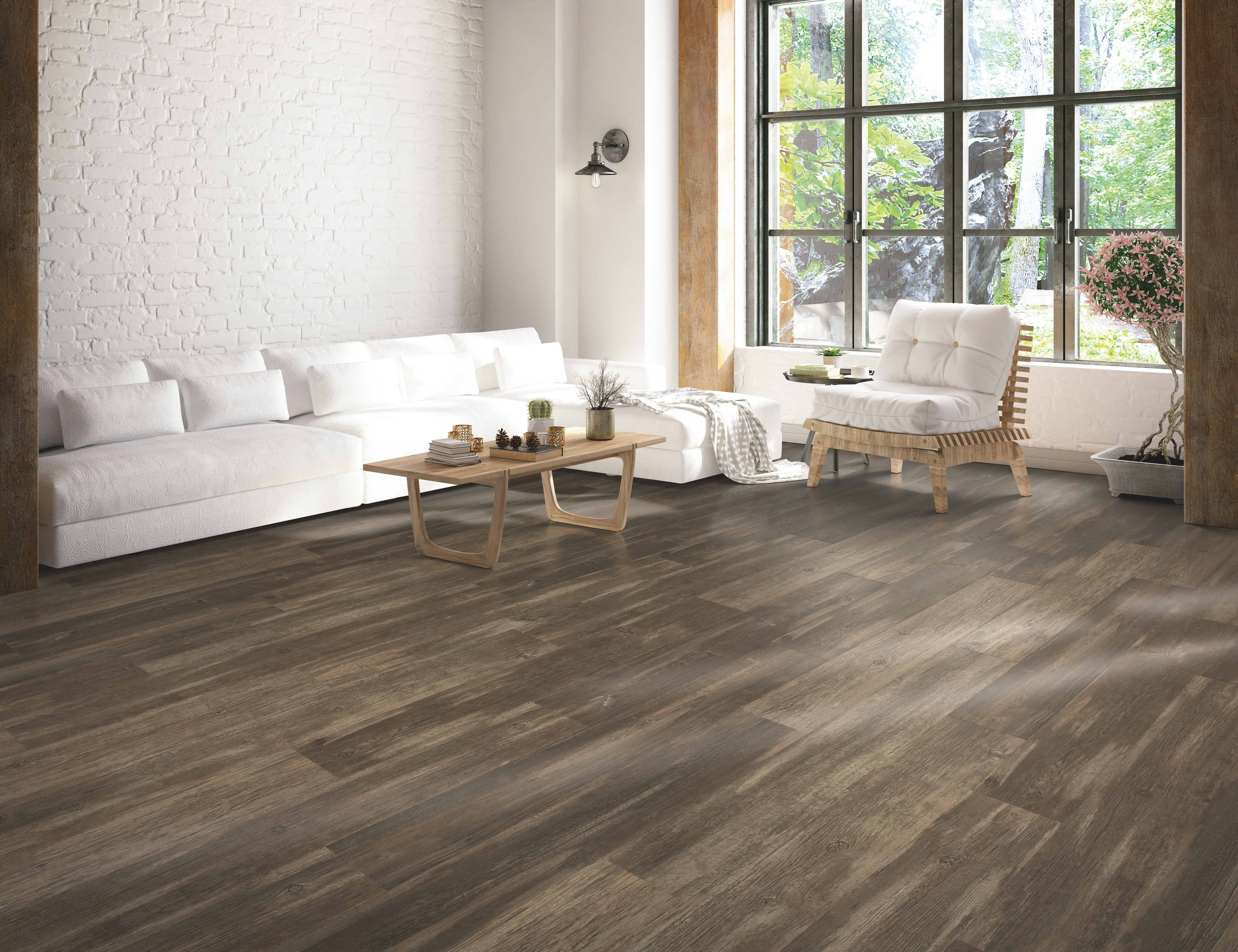 Mohawk Western Ridge Flint Rock Pine From Znet Flooring