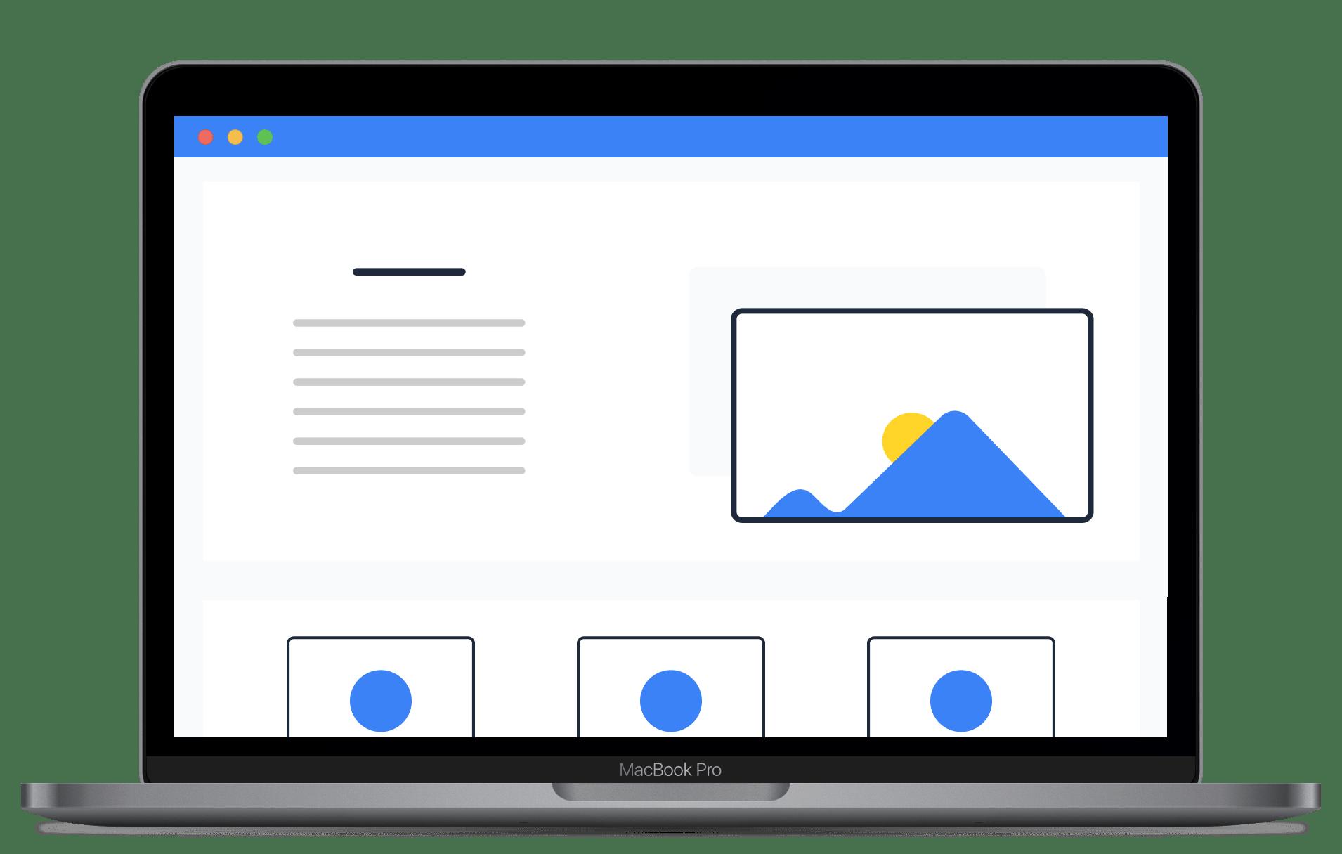 Bespoke Web Development for Business