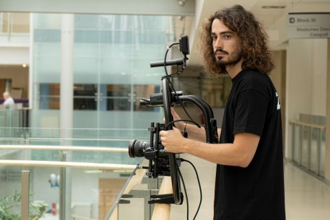 Zool team member video producer