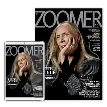 ZOOMER Magazine Offer Image